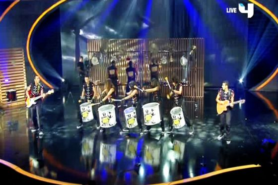 ��� �� ������ ������� ������ Arabs Got Talent 2012