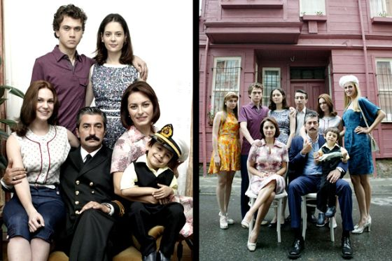 "Zaman Ki"" & ""Ezel"" Interruptive Turkish Drama Series on MBC4"