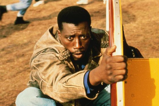 passenger 57 Movie