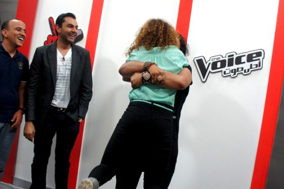 ��� ������ ������ ������ �� ������ ���� ��� The Voice