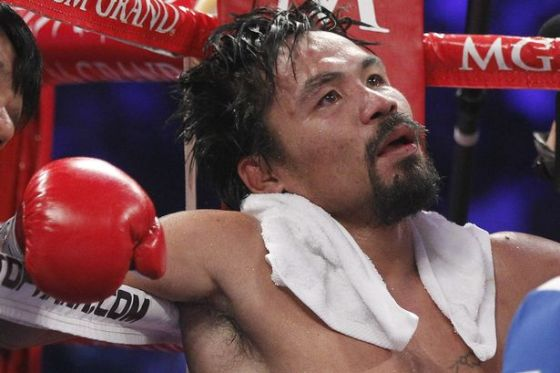 Manny+Pacquiao+in+the+11th+round