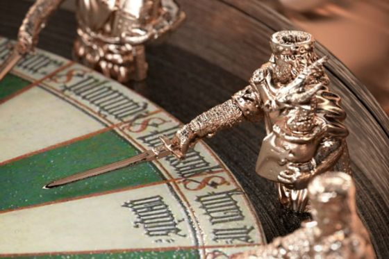 ساعة Excalibur Table Ronde