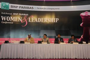 MBC Supports BNP Paribas's 2nd Annual Regional Women and Leadership Conference