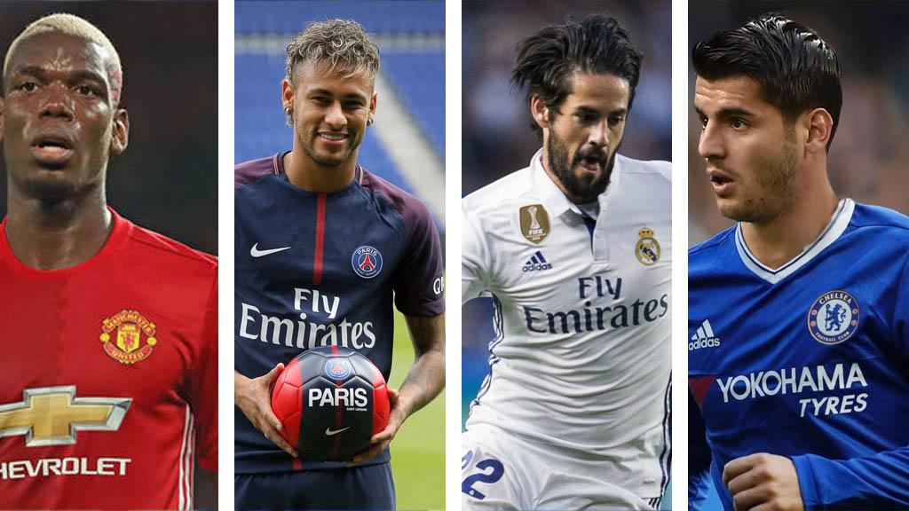 نجم عربي ينافس نيمار ويتفوق على نجوم ريال مدريد ومانشستر وتشيلسي بقيمة عقده -  MBC.net