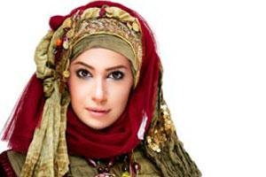 نتيجة بحث الصور عن هند صبري بالحجاب