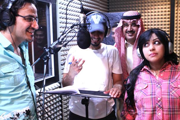 """""""المصــاقيل"""".. المجتمع البدوي في حلقات كرتونية"""