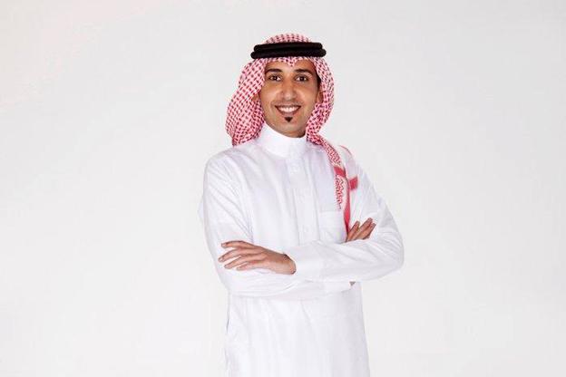 ياسر الشمراني بالزي السعودي .. صور