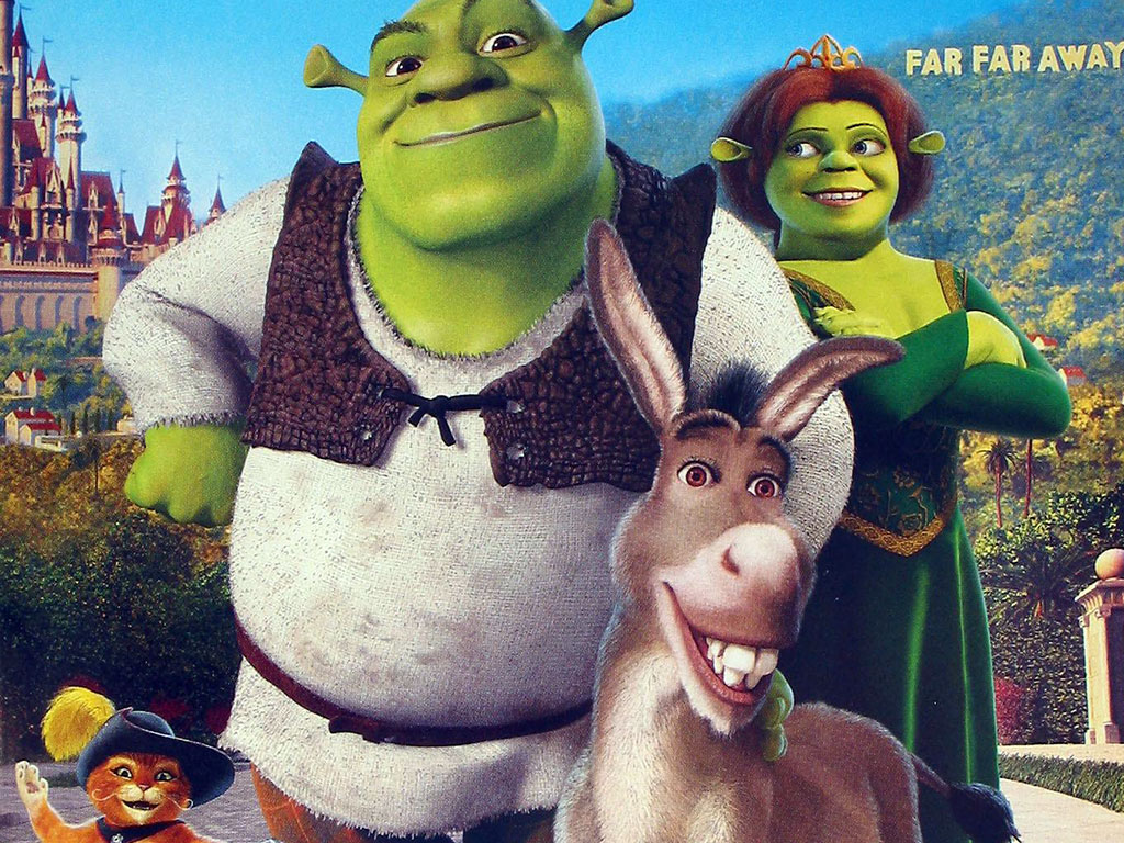 media coursework shrek Media coursework: shrek in yiddish, shrek means fear shrek is a successful film and should be taken serious by critics because it is not just another film that is for children.