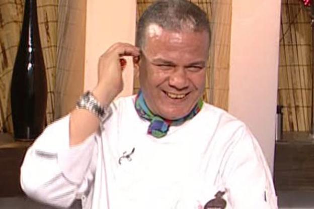 الشيف حسن.. خبير المذاق المصري