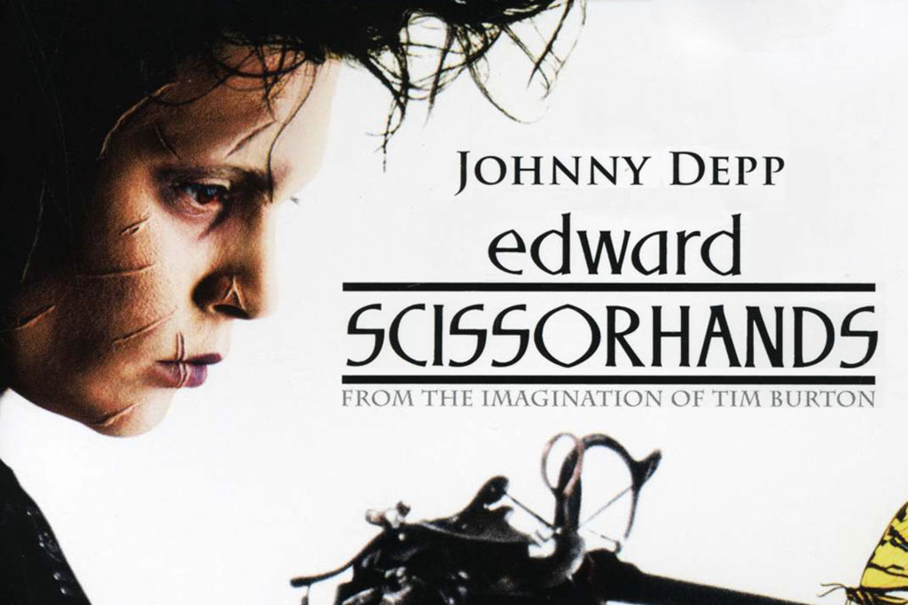 themes in edward scissorhands Edward scissorhands films happen to be of the horror genre this means that the films do not have happy ending (depp, winona & tim 211) this is because edward stayed in the gothic castle because he could no longer fit in the society it is a pitiful situation since he was created by an inventor who died before giving him a pair of human hands.