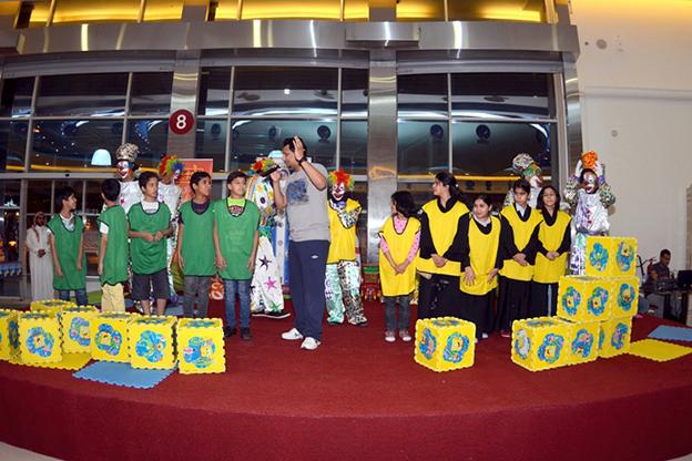 إطلاق مسابقة أصدقاء MBC FM  بمهرجان الأحساء للتسوق والترفيه