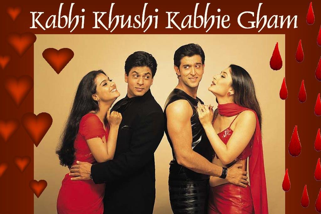 Film Kabhi Khushi Kabhie Gham En Arabe