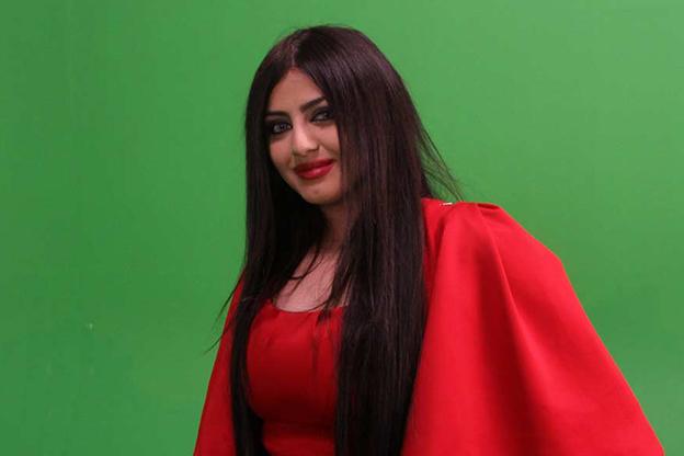 نيرمين محسن أول سعودية تقوم بالتمثيل في سوريا ترفض
