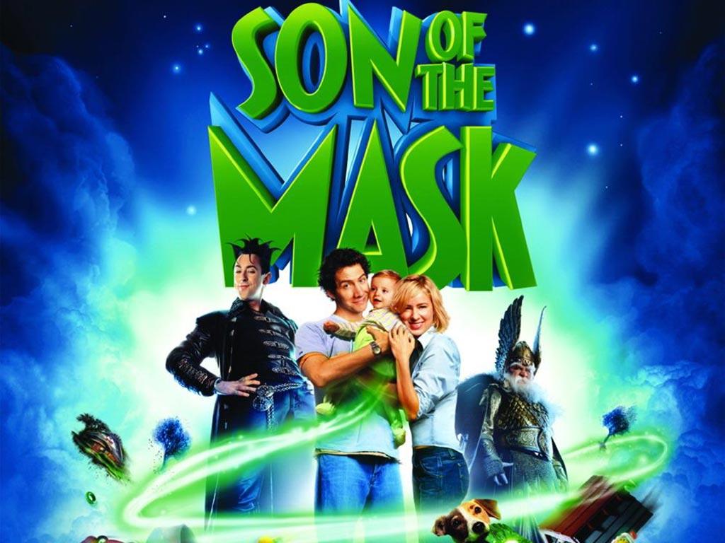 черная маска 1996