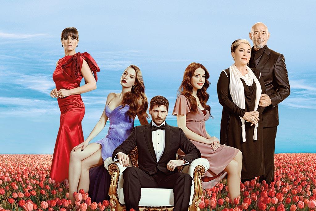 Музыка из турецкого сериала пора тюльпанов