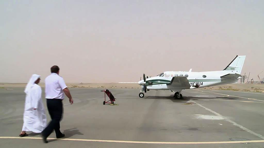 الإمارات تستعين بالتكنولوجيا في صناعة المطر.. شاهد الفيديو