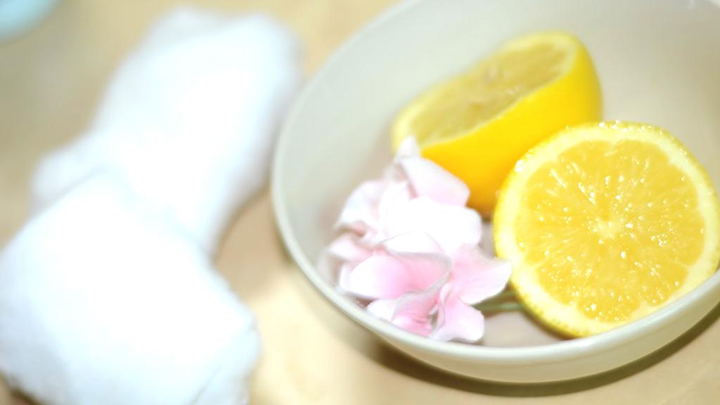 خلطة الليمون