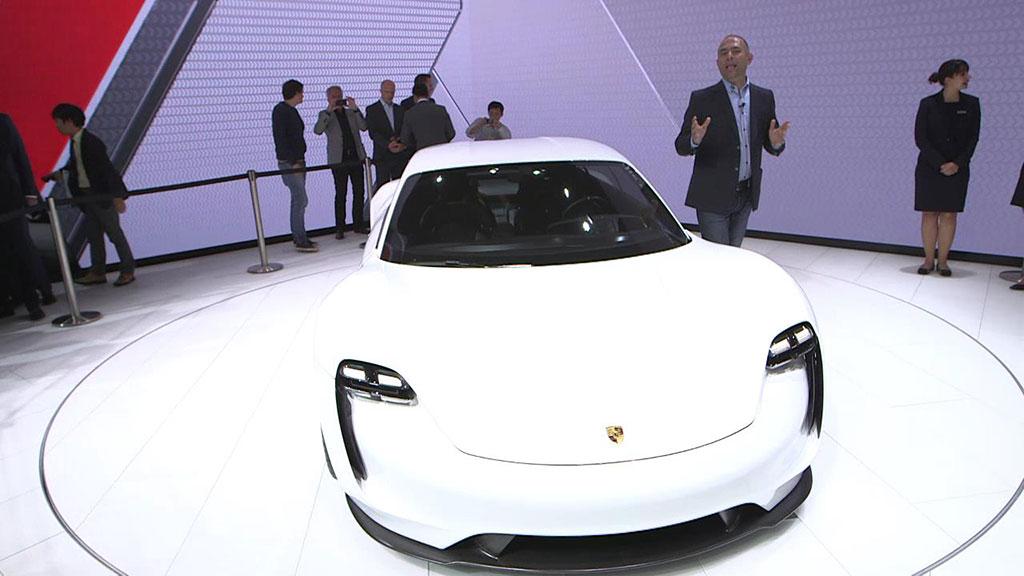 بورش Mission E تسعى لتغيير عالم السيارات