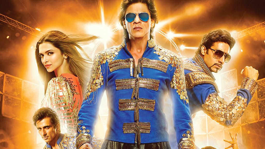 Shahrukh khan movie song