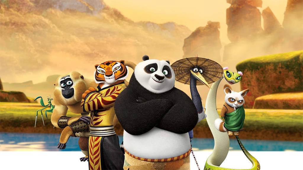 بالصور: 3 Kung Fu Panda يتربع منفردًا على صدارة البوكس أوفيس لهذا الأسبوع
