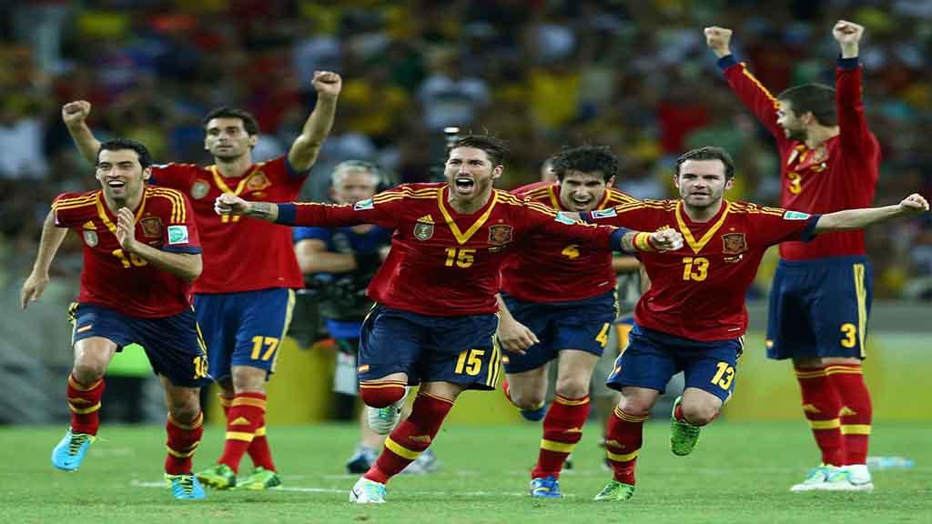 نتيجة بحث الصور عن صورة فريق أسبانيا