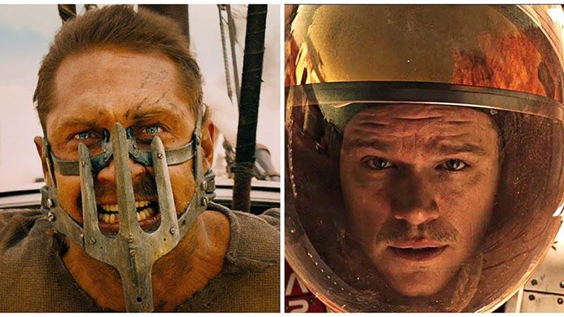 بالصور: 8 أفلام في حرب طاحنة للفوز بأوسكار 2016