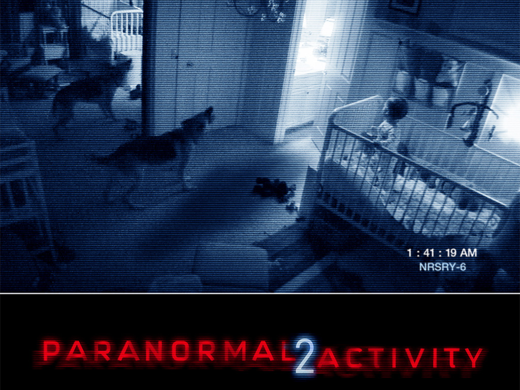 paranormal activity 8