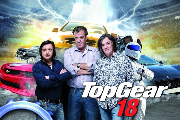 """تحديات جديدة  يخوضها فريق """"Top Gear""""  في الموسم 18"""