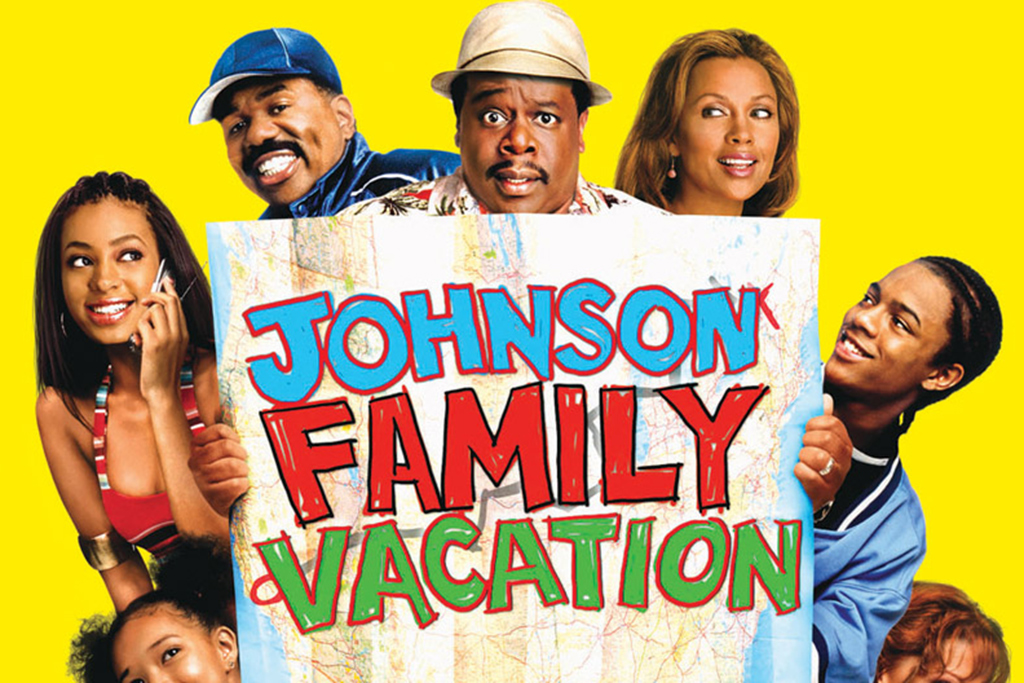 Johnson Family Vacation - mbc.net - English