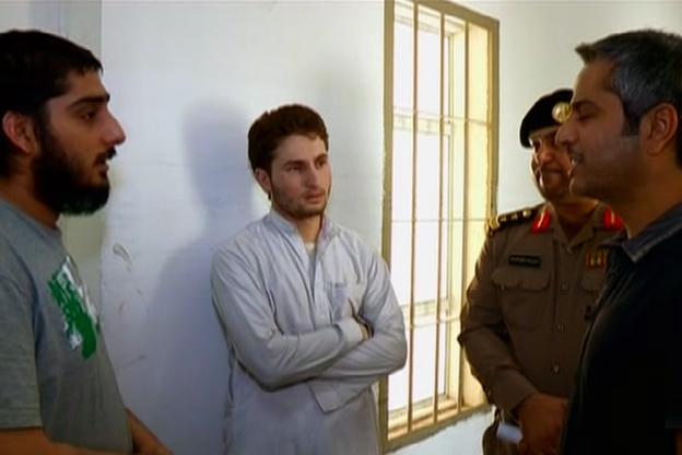 رزوان خان المتهم بمحاولة اغتصاب سيدة سعودية