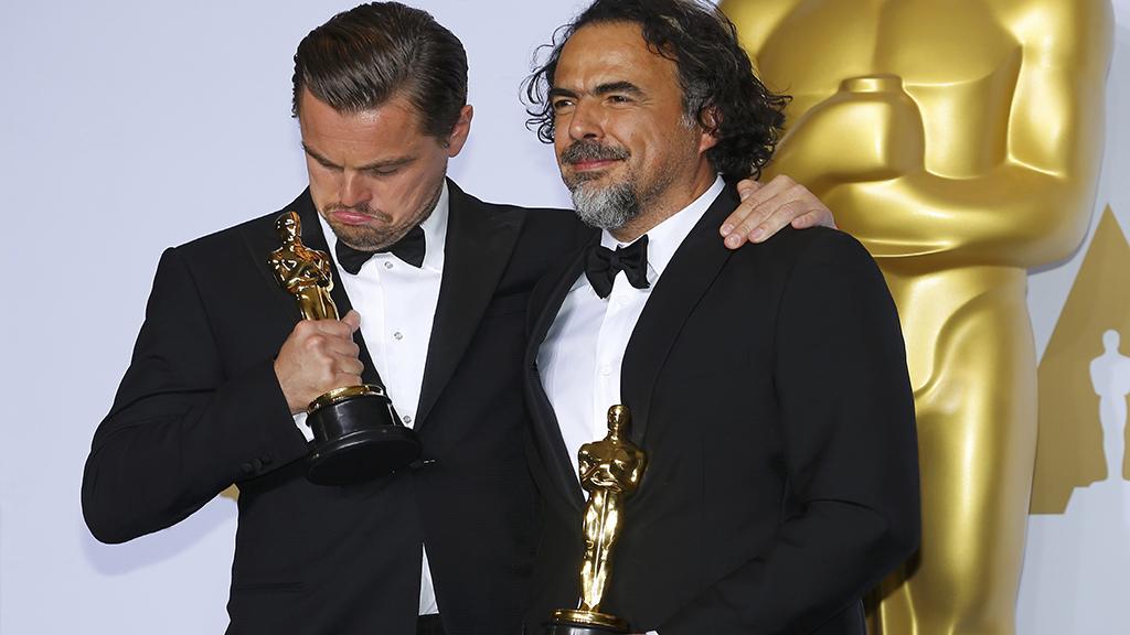 ديكابريو من بدايته الفنية حتى أوسكار أفضل ممثل