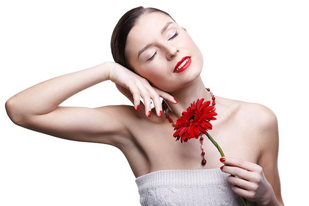 Увеличение груди с помощью восточного масажа
