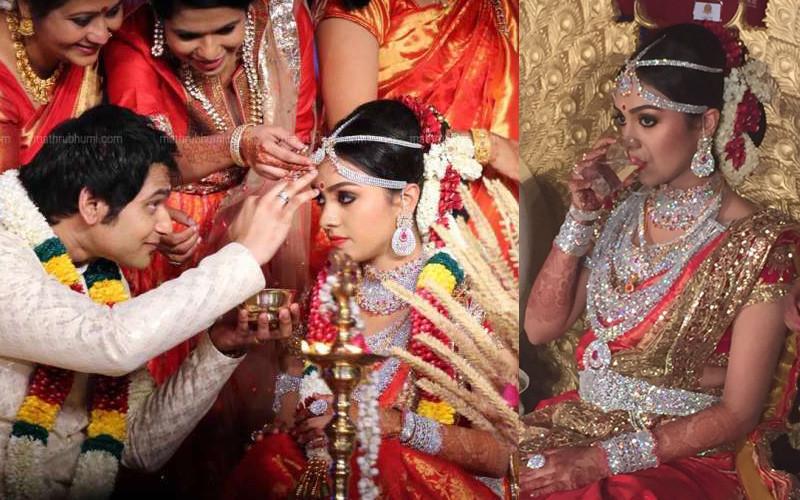 بالصور: زفاف تكلف 75 مليون دولار والدعوات ذهبية والفستان بـ 15 مليون 5 23/11/2016 - 12:55 م