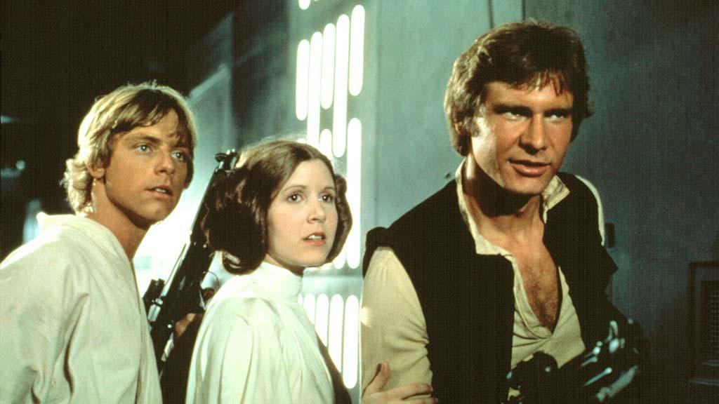 هل تقع ديزني في مأزق بعد وفاة كاري فيشر نجمة Star Wars؟
