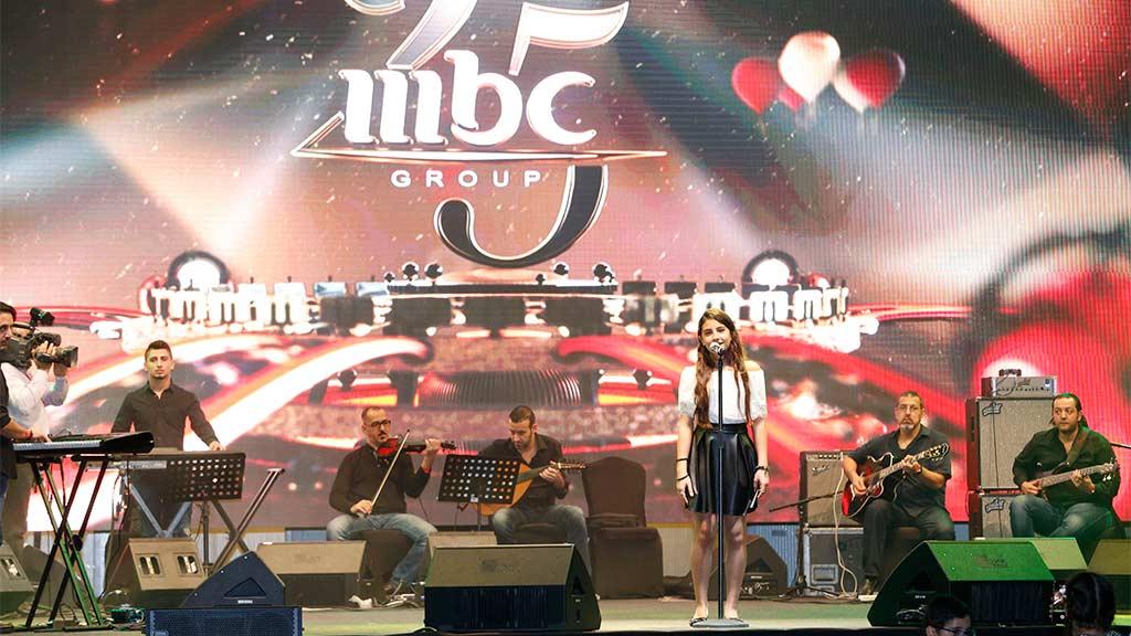 """لين الحايك الفائزة في """"MBC theVoice Kids"""""""