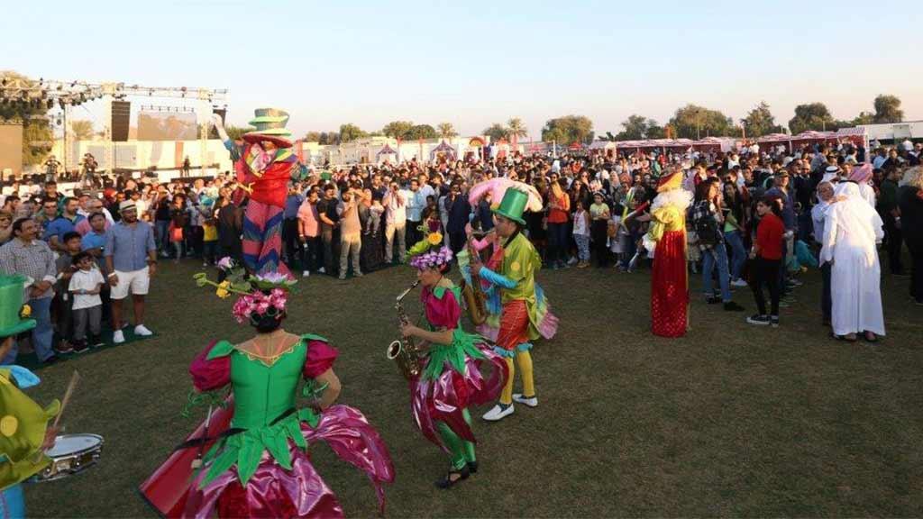 عائلة MBC تحتفل بالعيد