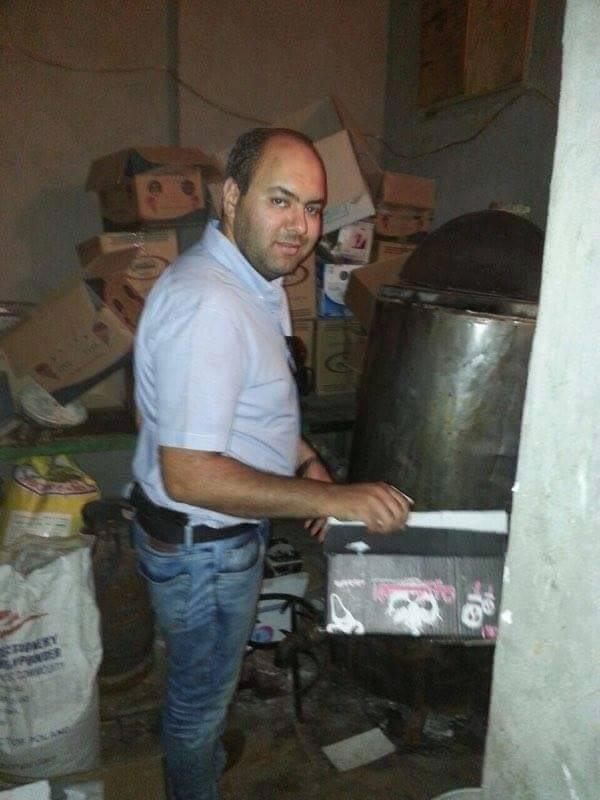 مصنع آيس كريم يثير الفزع على فيسبوك