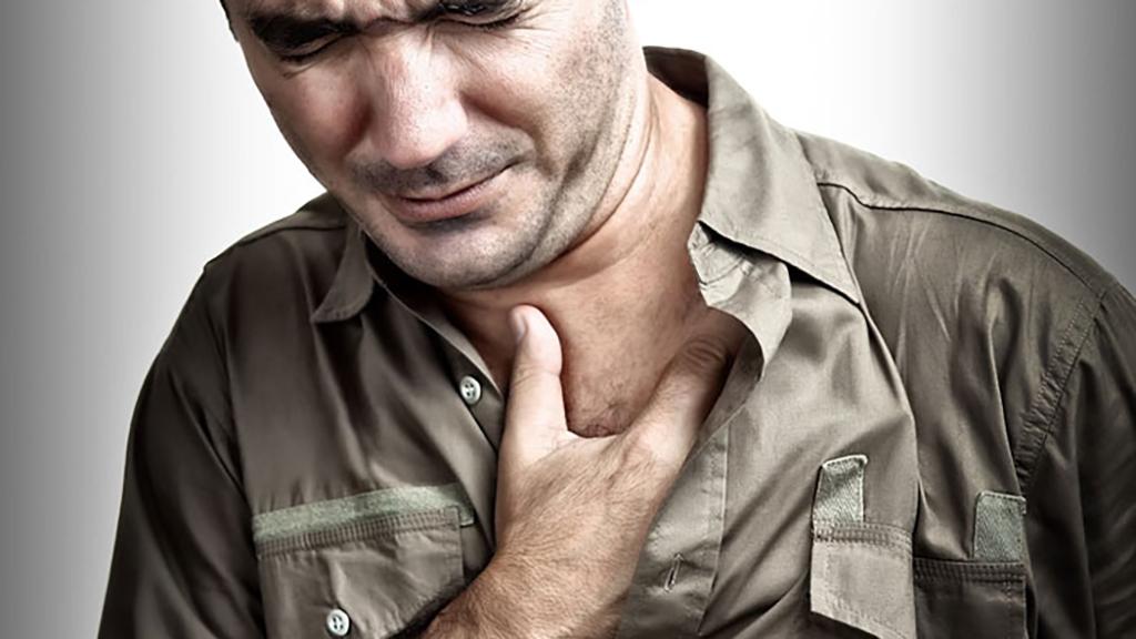 ألم في الصدر