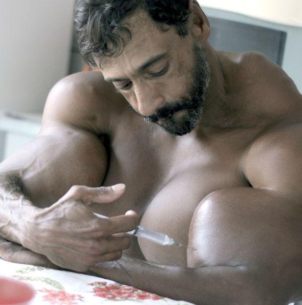 أكبر عضلات للبرازيلي فلادير