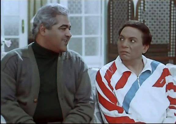 نتيجة بحث الصور عن مصطفى متولي وعادل إمام