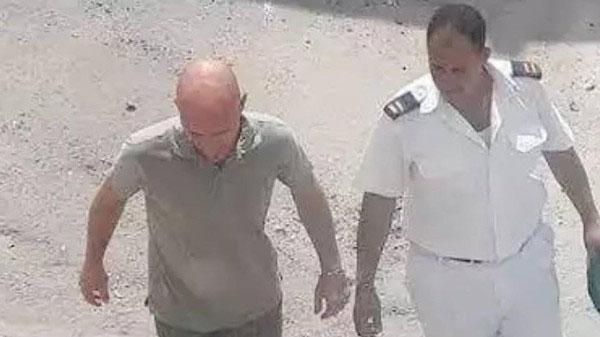 إخلاء سبيل سائح إيطالي قتل مهندسا مصريا في مرسى علم 2