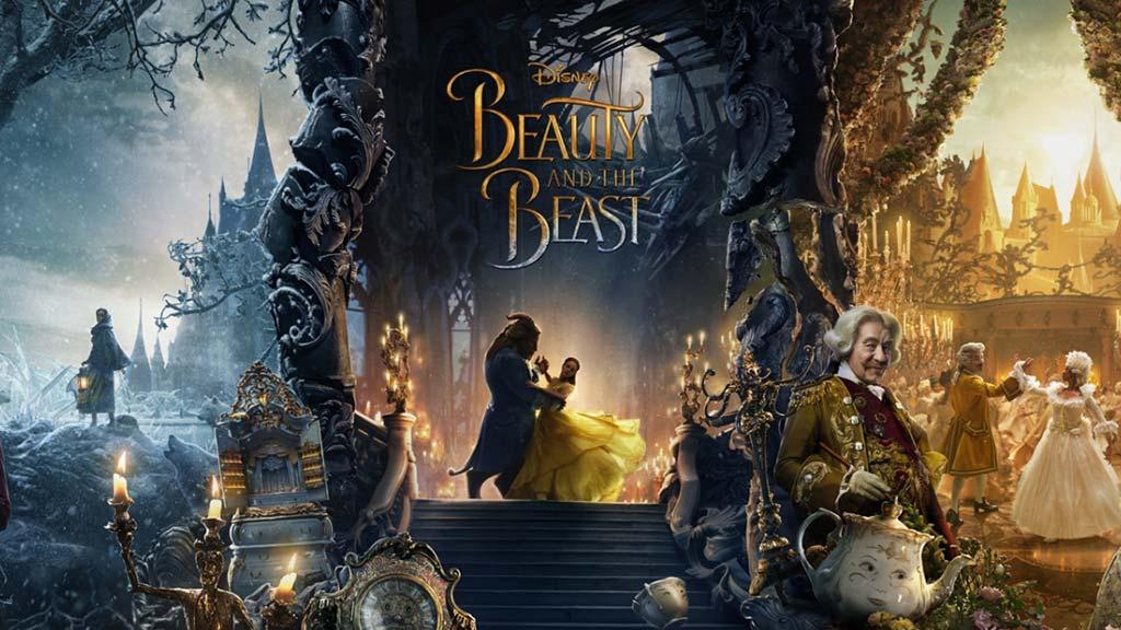 شاهد: قصة حب رومانسية تجمع بين إيما واطسن والوحش في Beauty and the Beast