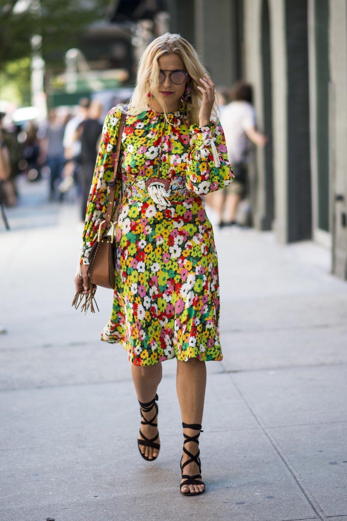 Уличная мода 2018 весна лето фото повседневные
