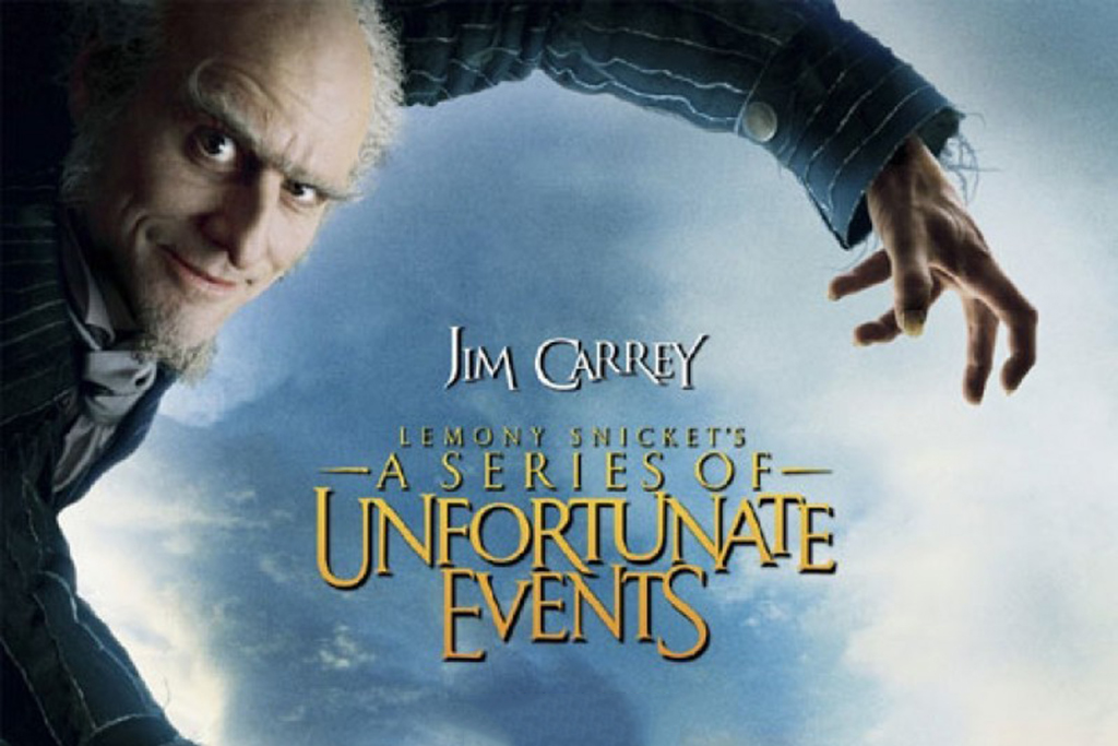 The Bad Beginning Or Orphans! A Series of Unfortunate