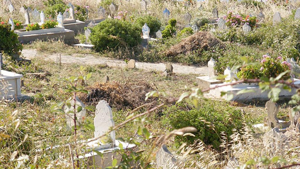 سحر مقبرة بوهران