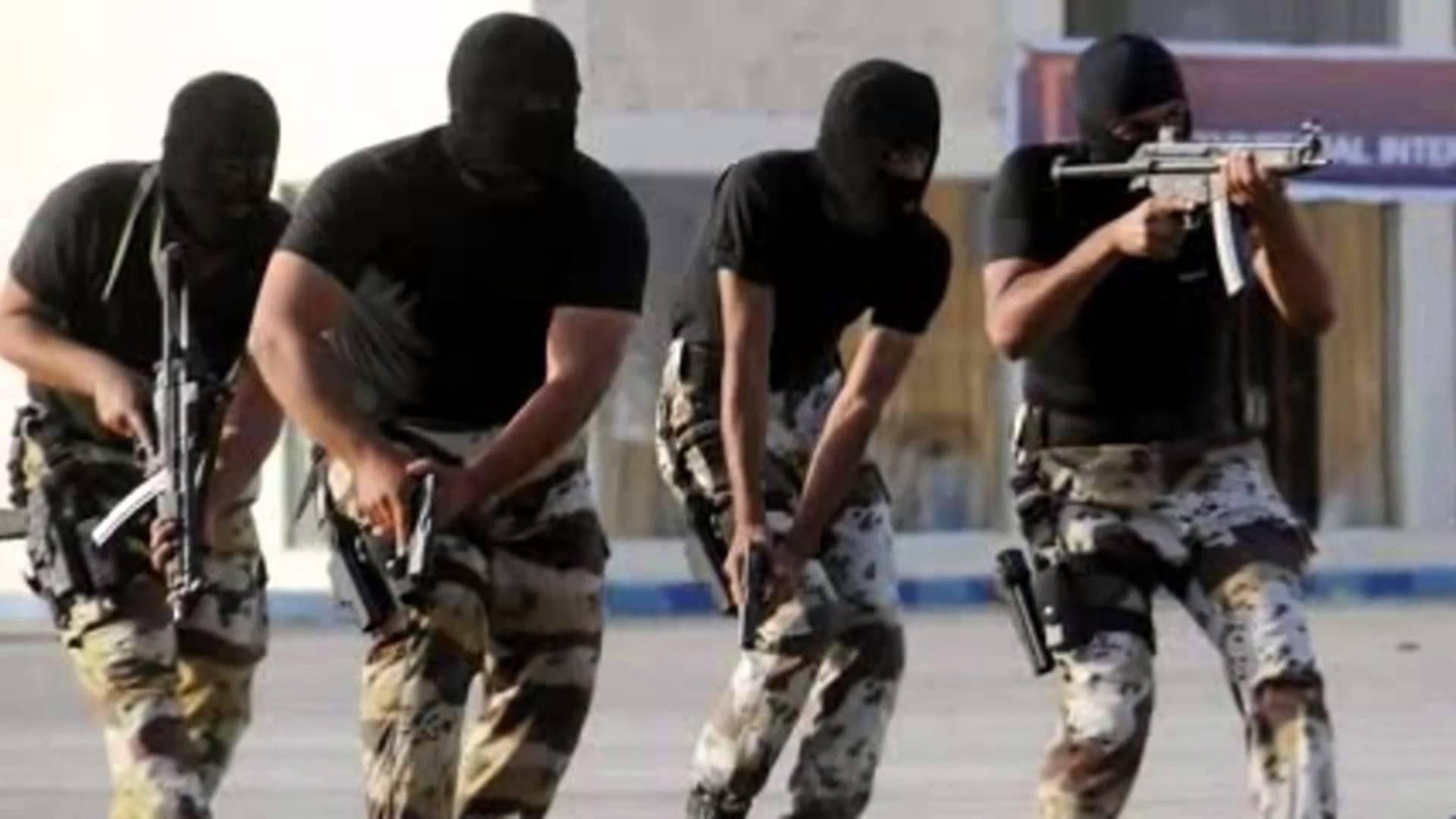 أخطر خلية إرهابية في السعودية