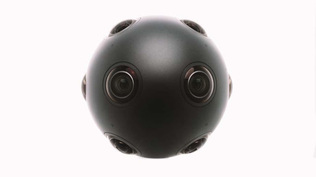 OZO كاميرا من نوكيا تصور بتقنية 3D